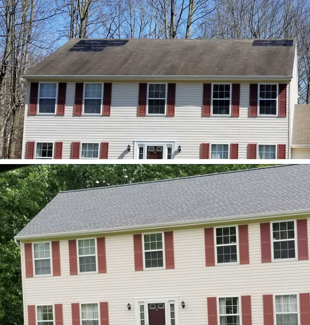 Roof replacement in MD