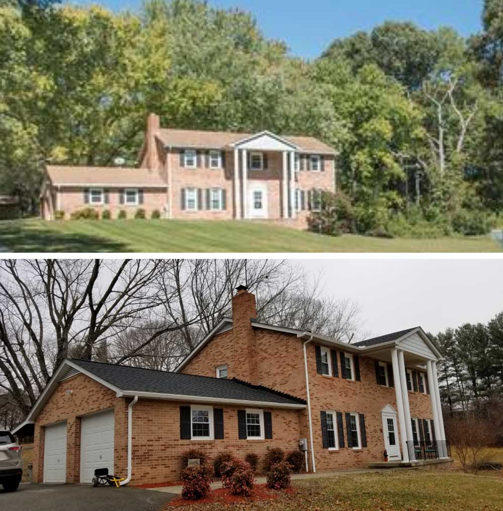 Roof replacement calvert county