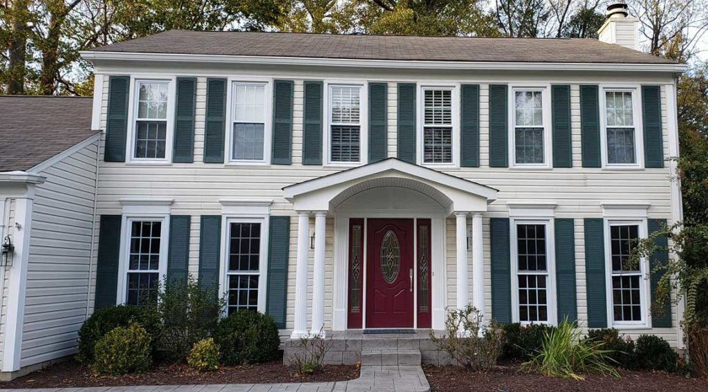 Siding replacement in maryland
