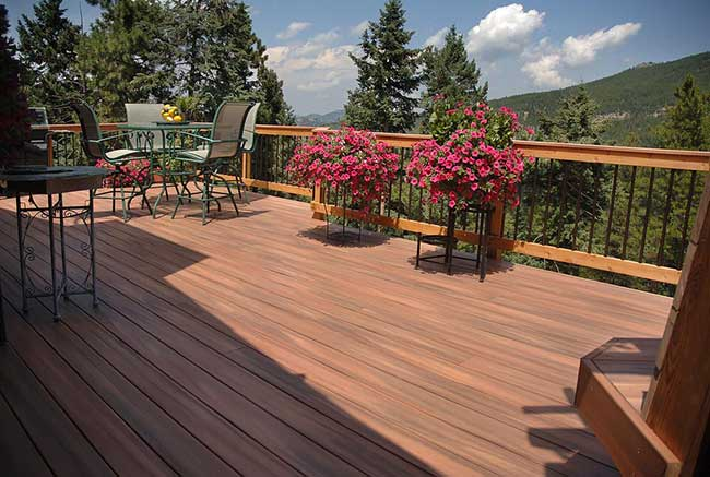 Deck replacement in Maryland