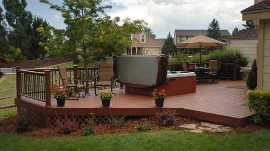 Maintenance Free Deck Builder