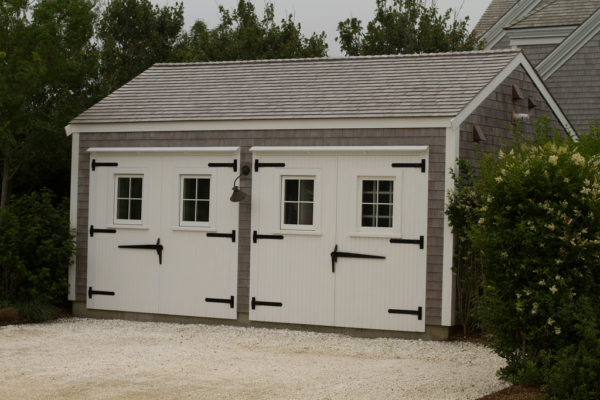 barn style detached garage