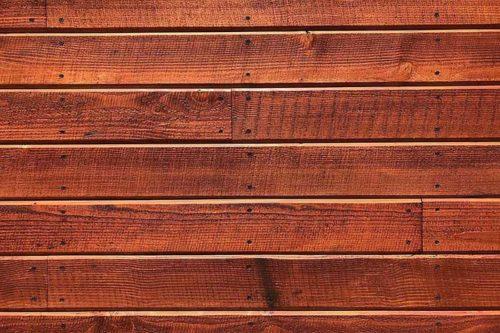 Cedar siding replacement