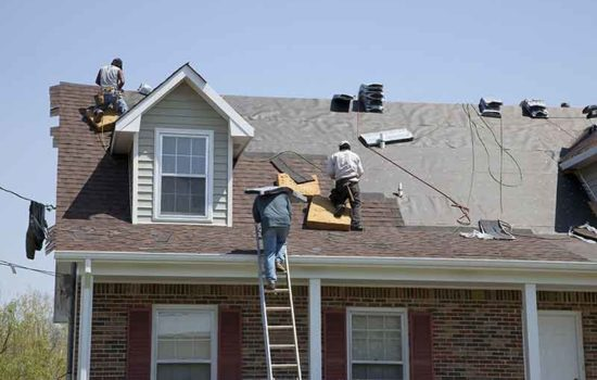 roof installation in southern maryland